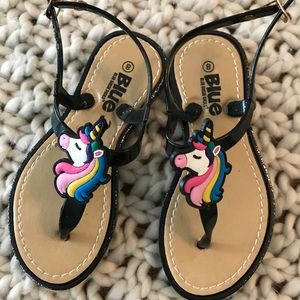 Unicorn Sandals